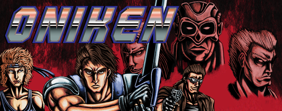 Oniken will be on Steam!