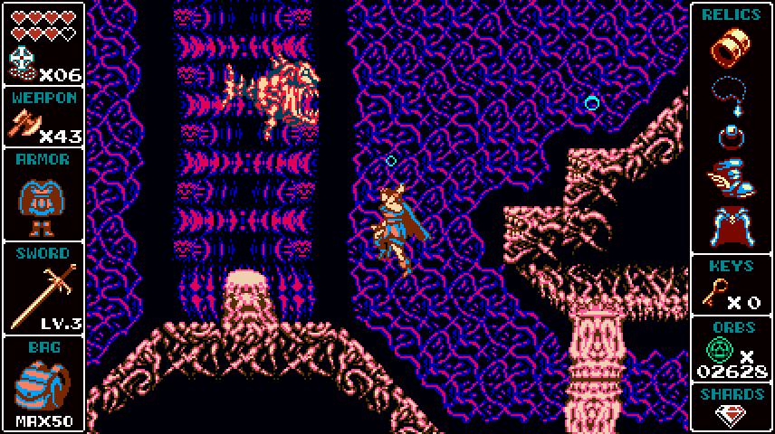 Odallus gameplay