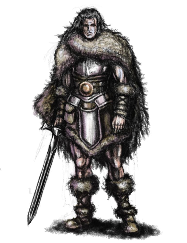 Haggis' armor