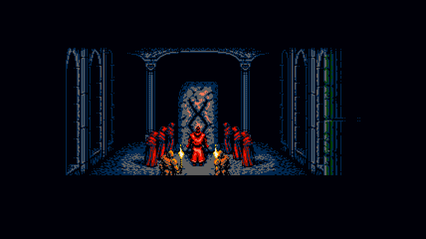 Darkness is calling, and so is Odallus Beta