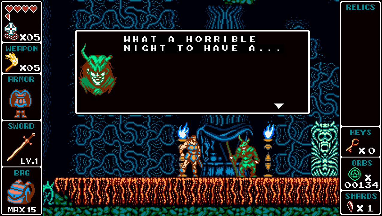 So much to tell, so little time: Contextual Storytelling and Odallus
