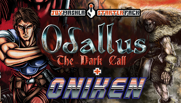 Oniken and Odallus on sale!