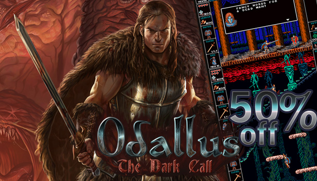 One year of Odallus celebration!