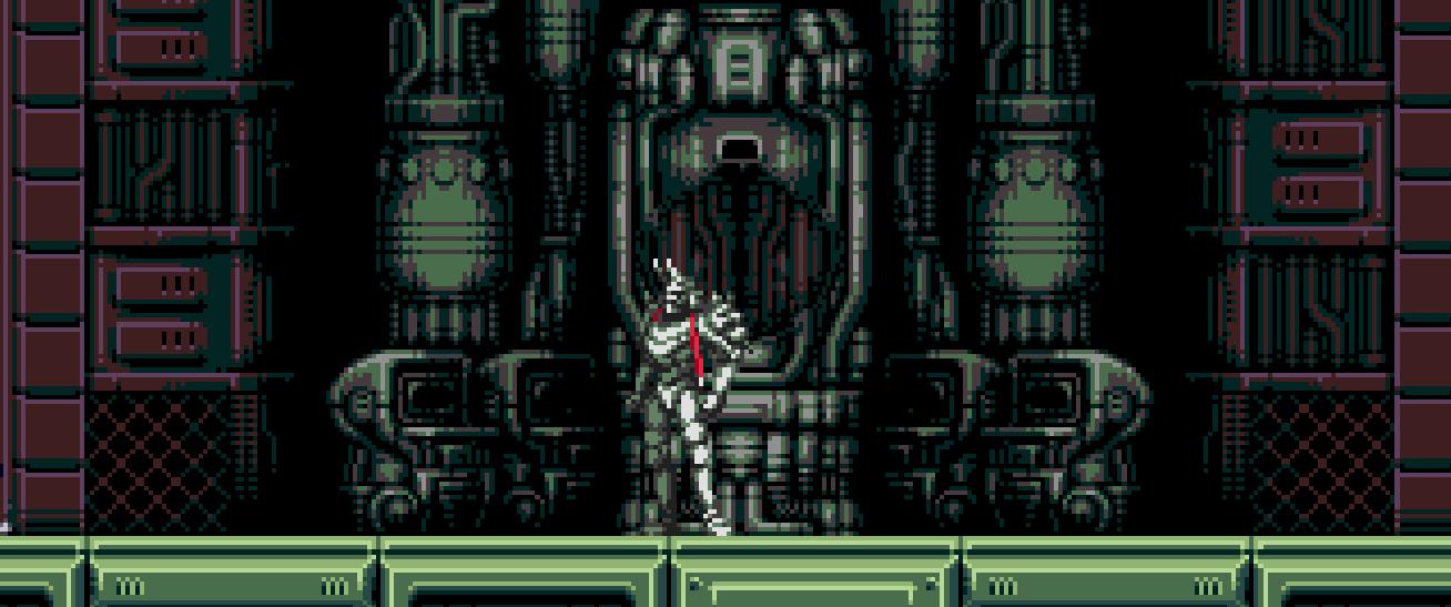 Moonrider short gameplay video.
